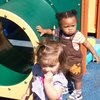 Little Angels Toddlers enjoying some time on their playground