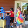 Snow Cones, popcorn, hotdogs and lemonade- Mmmm!